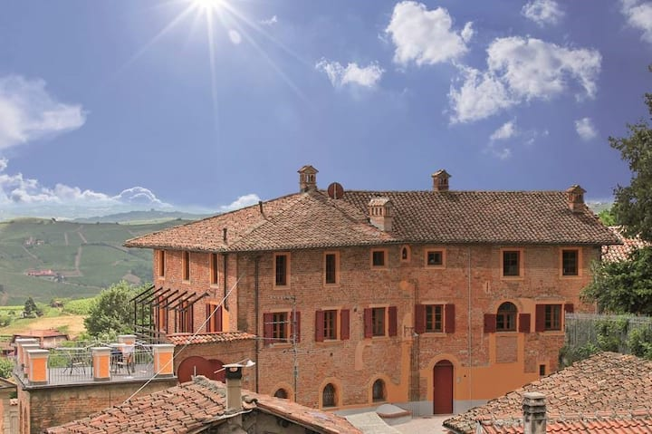 Villa Pesce, Mombaruzzo