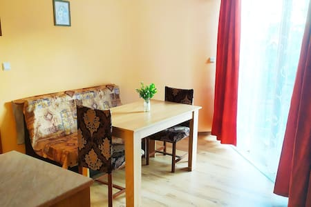 Cheap Apart In Nesebar near the Sea KitchenWiFi&AC