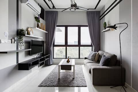 Disinfected - Degreen Designer Home - Heart Of Bukit Jalil