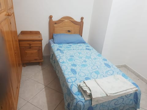 Single bedroom at Gzira
