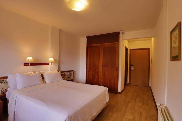 Suite Confort dentro do Wish Serrano