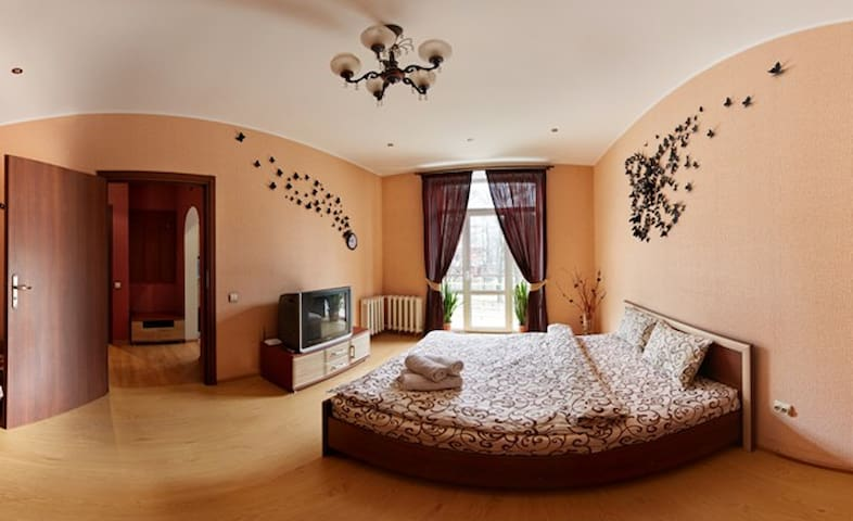 Rivne, center, apartment, Wi-Fi,