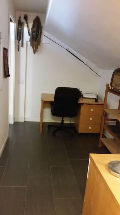 guest room - back