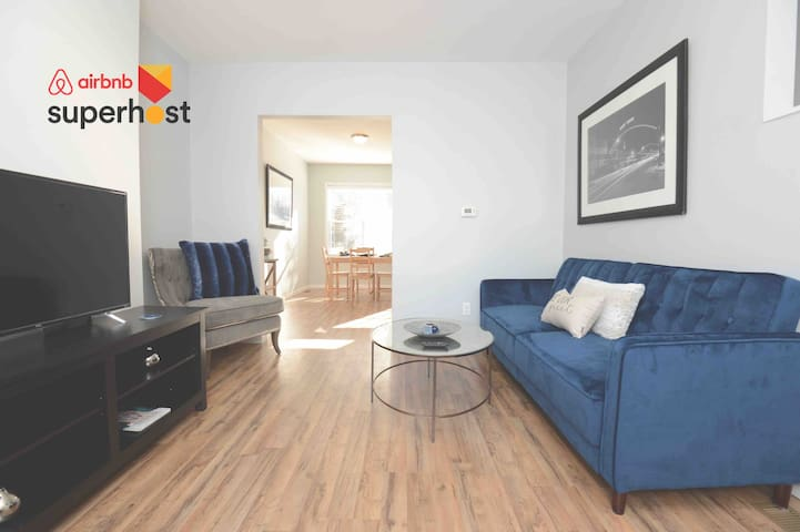 ⭐️Short North area⭐️ Easy parking. Clean& central.