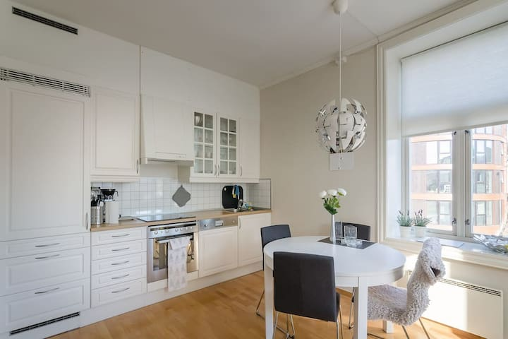 Cozy 2BR Apartment in Trondheim!