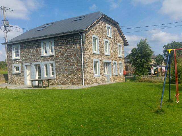 Nice cottage in the Belgian Ardenne - La Roche-en-Ardenne - House
