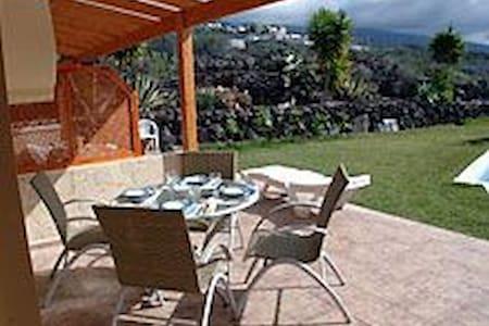 Apartment Leon auf der Finca Montimar in Chio - Santa Creu de Tenerife
