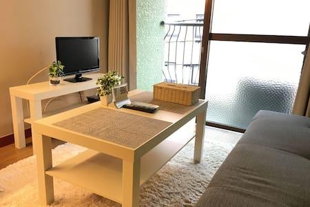 4-D/No charge for 4Pax Unlimited WIFI at Tenjin - Chūō-ku, Fukuoka-shi - 公寓