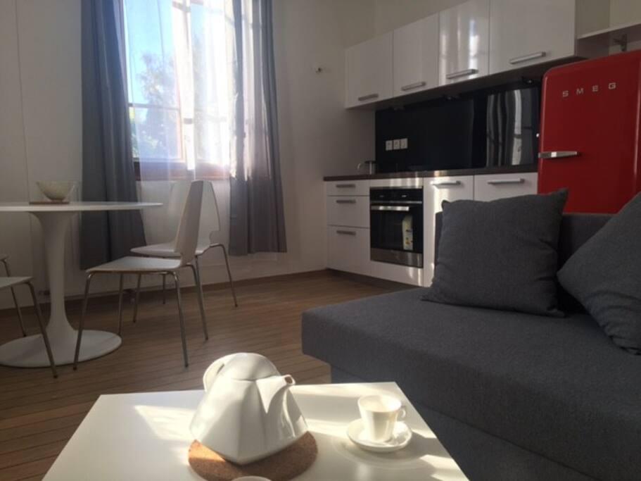 Appartement dans petite maison au centre d 39 annecy for Chambre a louer annecy