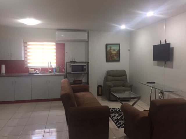 Executive Apartment in Port-of-Spain - Port of Spain - Daire