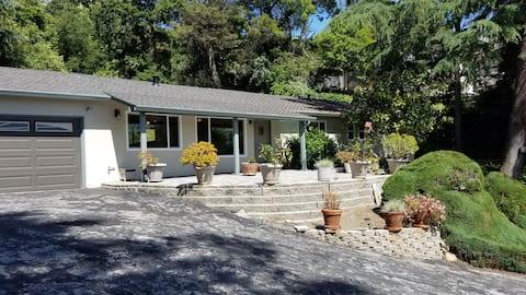 Beautiful & Serene Home by Alum Rock Park