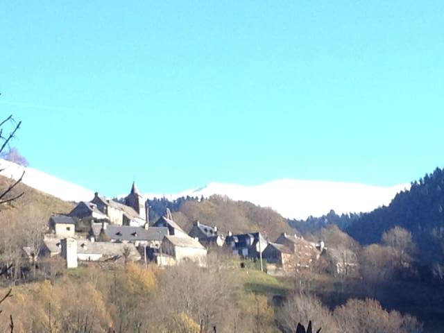 Petit chalet montagnard - Ardengost - Casa