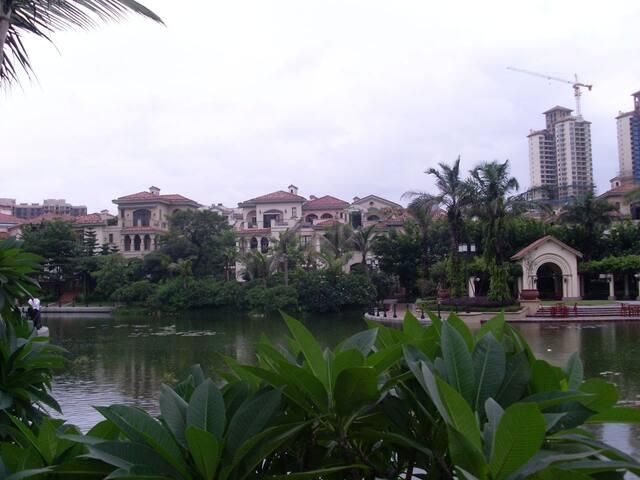 深圳坂田万科城别墅,不是5星但超5星 - Shenzhen Shi - Villa
