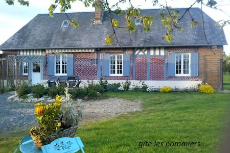 Honfleur: Cottage for 4/6-week-end - Beuzeville