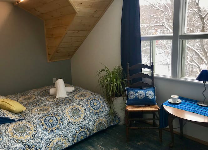 Zen and outdoors-Private room