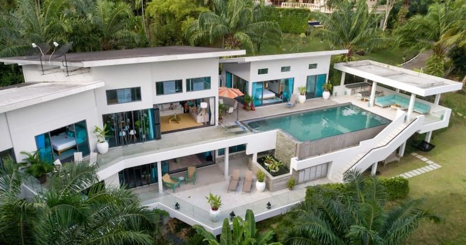 5 Bed Luxury Pool Villa in Layan