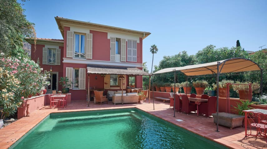 Stunning house to enjoy your vacation!!! - Beaulieu-sur-Mer - Villa