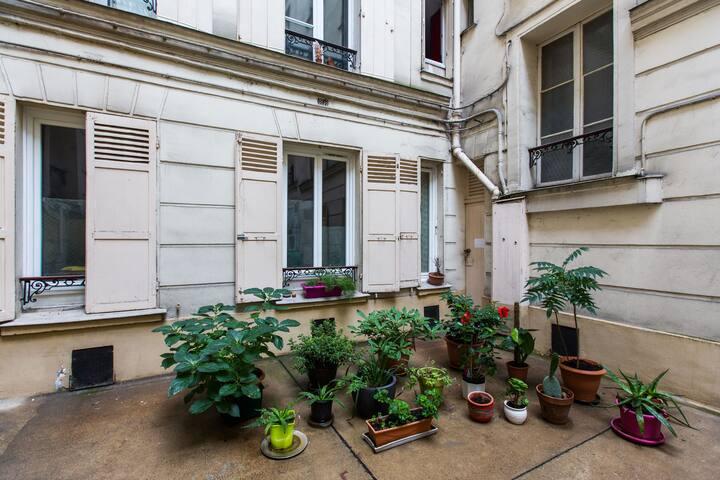 Studio Coup de Cœur ❤️ à Montmartre