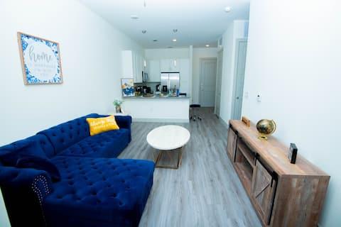 Beautiful apartment near DFW airport