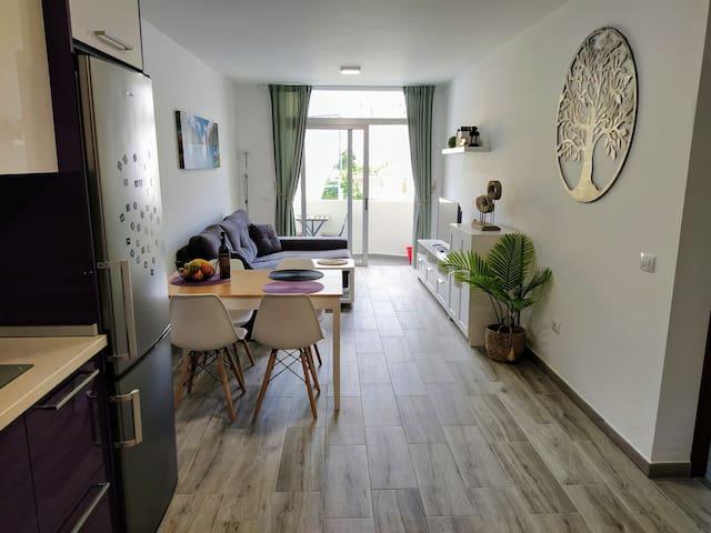 Apartamento Ceci. Tazacorte centro