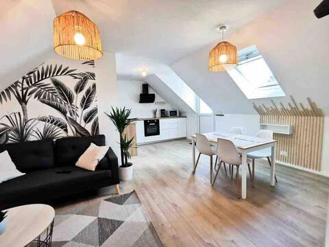 Magnifique appartement refait a neuf