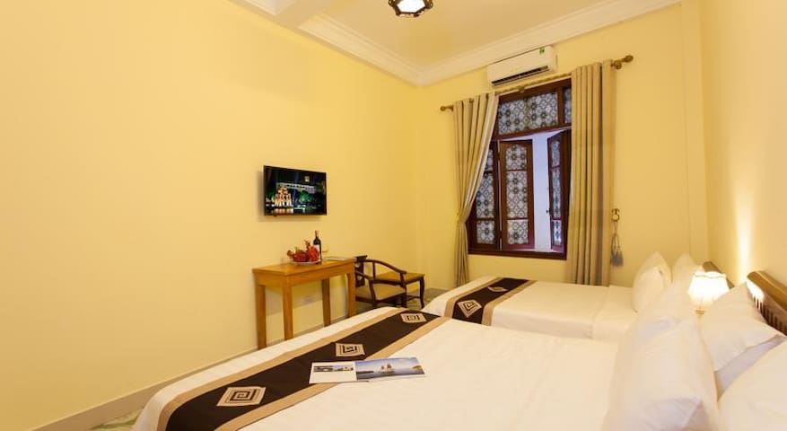 Deluxe double or Twin room - Hanoi - Guesthouse