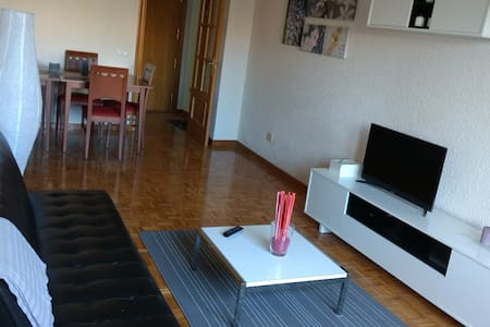 Apartamento completo a 10 minutos del centro - Burgos - อพาร์ทเมนท์