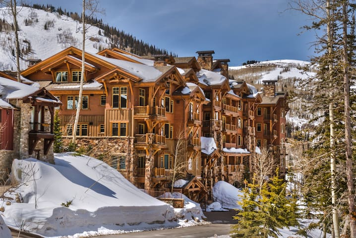 Deer Valley Grand Lodge Ski In Ski Out - Park City - Wohnung