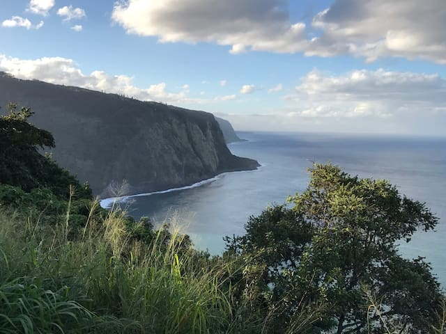 Waipio Look Out Luxury Ohana