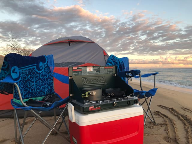 Epic Maui Camping Gear 3