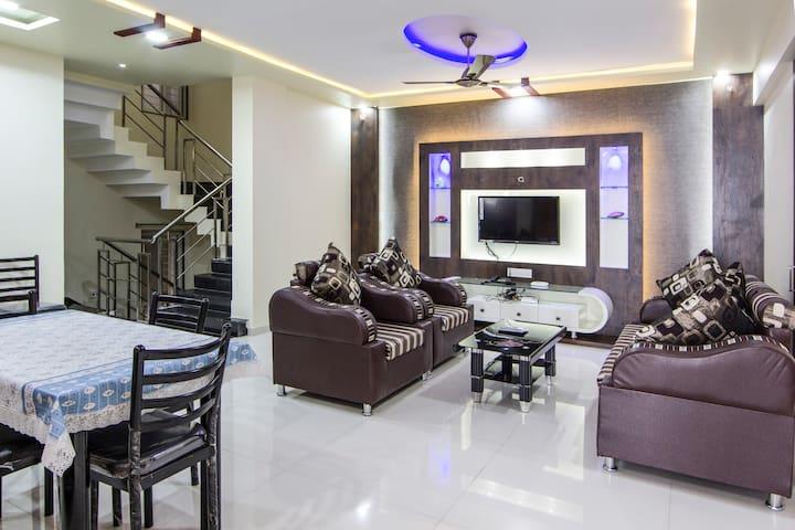 Decent Suite - Pimpri-Chinchwad - Appartement
