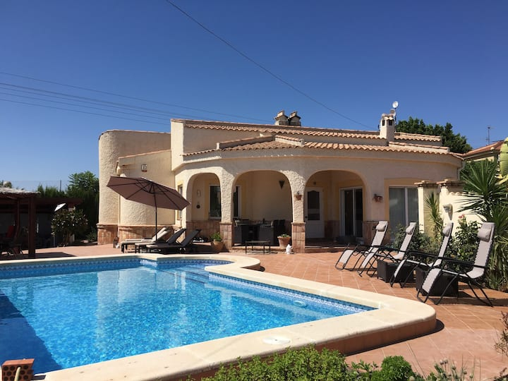 Spain, Beautiful villa in Ciudad Quesada