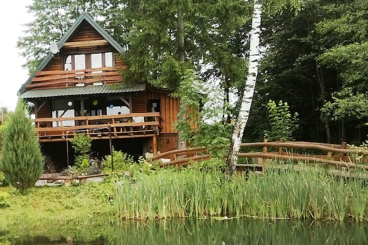 Superb Cottage in Laudanszczyzna by the River