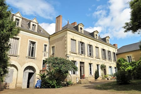 B&B  in the Loire Valley - Pas-de-Jeu