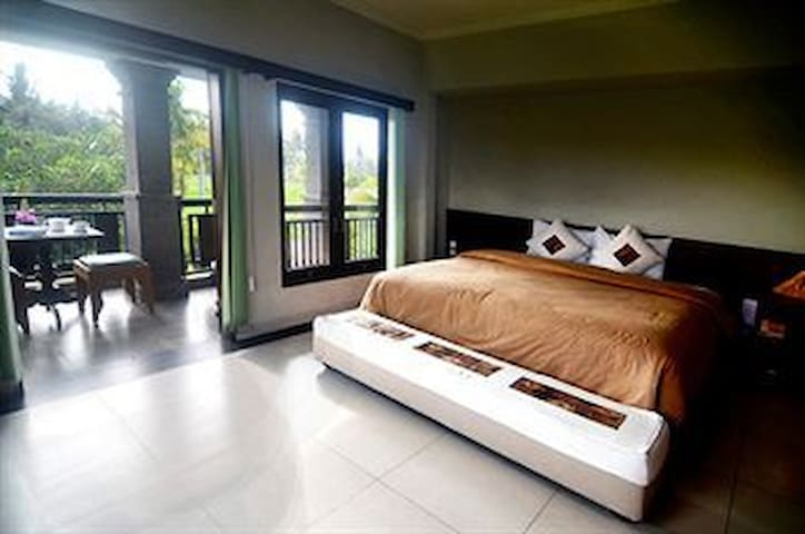 Two Rooms @ Uma Mandi Ubud - Ubud - Bed & Breakfast
