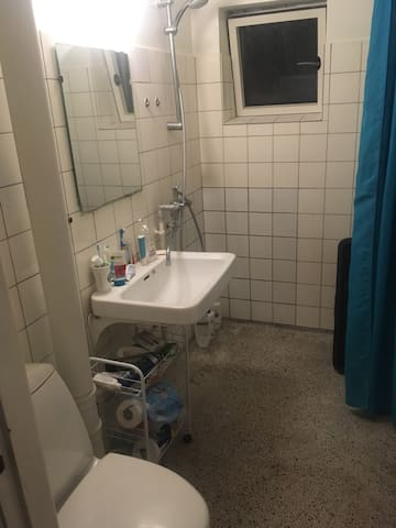 nice cheap rooms good space - København - Apartment