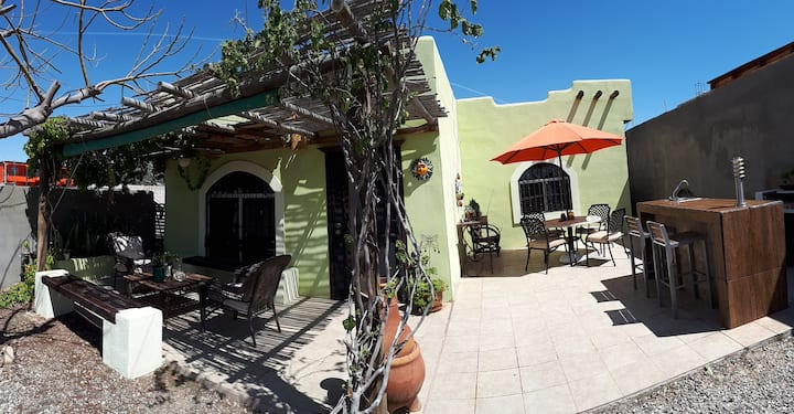 Casa Alegria : ) 2B/2B in town, Great value!