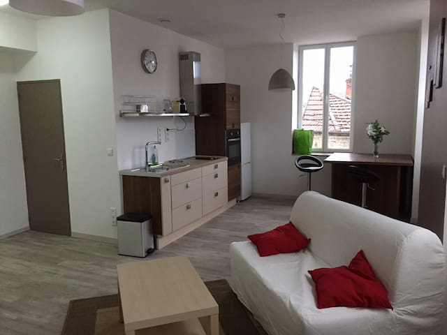 Le 17, Appartement 4 personnes centre de beaune - Beaune - Flat