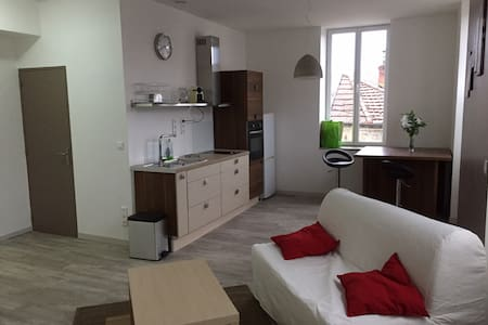 Le 17, Appartement 4 personnes centre de beaune - Beaune - Διαμέρισμα