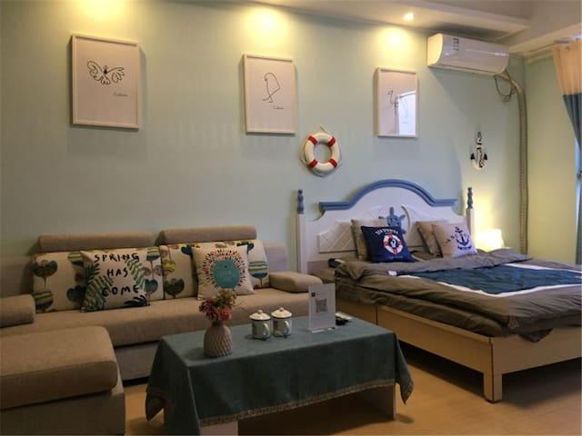 小蜗旅居-龙子湖微时代遇见小屋 - Zhengzhou - Apartment