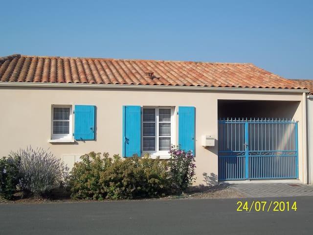 studio récent 30m2  avec garage. Au calme - Rochefort - Διαμέρισμα