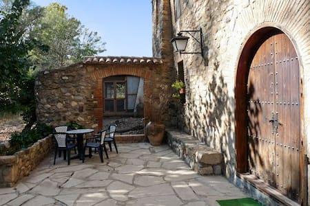 Ancien moulin à farine avec jardin - Cornudella de Montsant