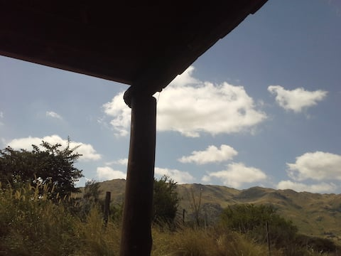 Cabaña EL ANGEL (El Despertar, Ongamira)