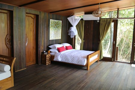 Luxury & Private Jungle Stay @ Tip of Borneo - Kudat - 牧人小屋