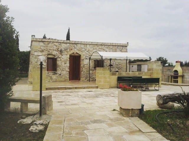 Trullo Salentino alle porte di Lecce - Provincia di Lecce - บ้าน