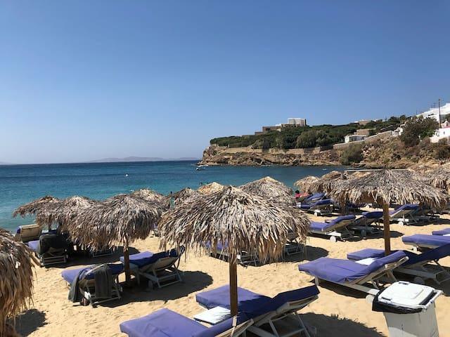 Ipanema Apartments No 6 Beach Agios Stefanos