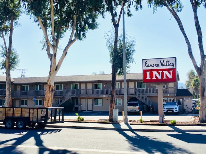 Quite & Clean 2 Bed Room Country Suite in Ramona