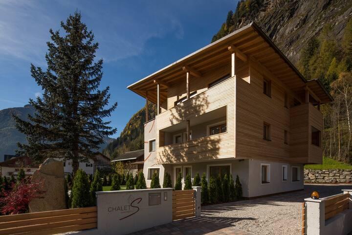 Schneebiger Nock - CHALET S Apartments