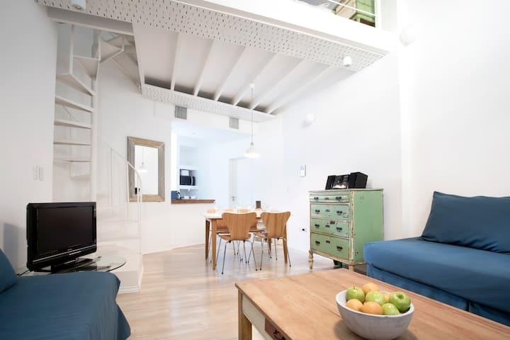 Stylish Design Loft in Belgrano