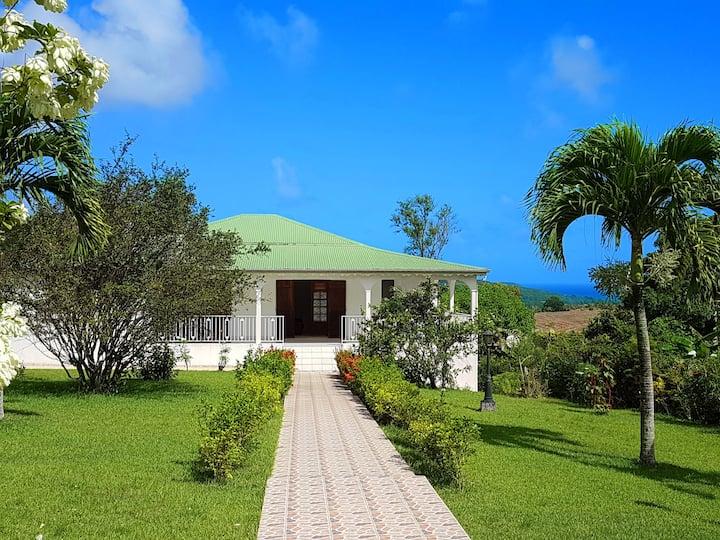 Villa avec vue sur mer + studio indépendant